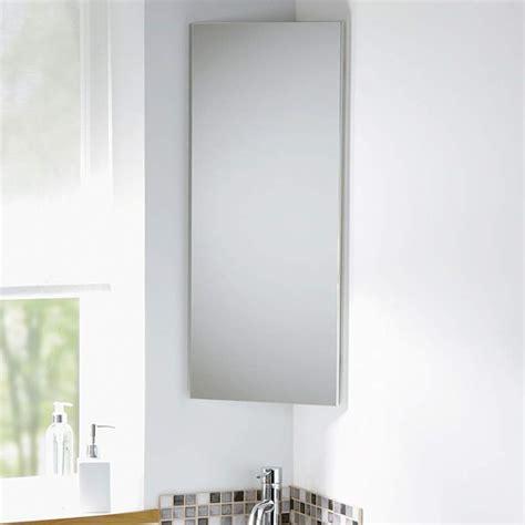 Denia  Mirror Corner Cabinet  Bathroom City