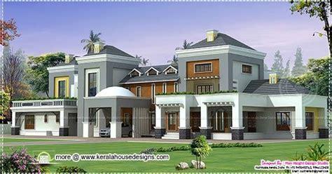luxury house plan  photo kerala home design  floor plans