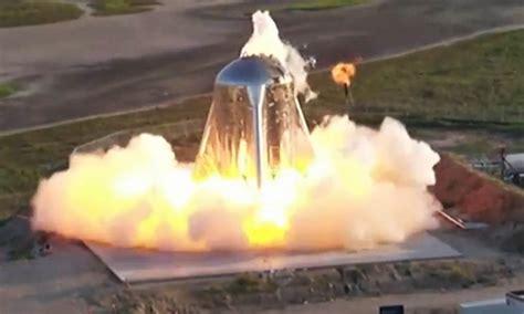spacexs starhopper aborts   flight
