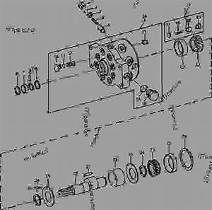 John Deere 4020 Tractor Schematic