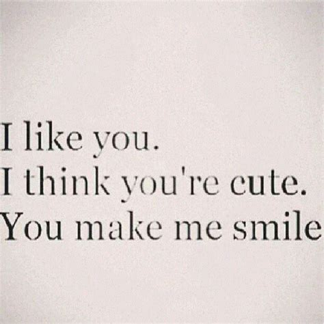 Boy You Make Me Smile Quotes Tumblr