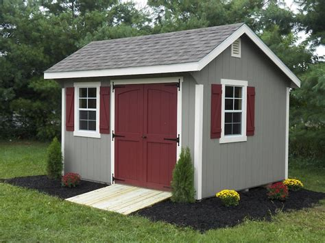 Ways To Learn How To Build A Shed