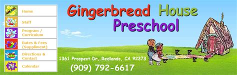 personal skills redlands california gingerbread house 512 | logo
