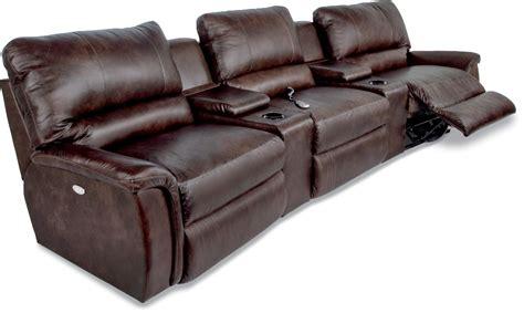 la z boy aspen five power reclining home theather