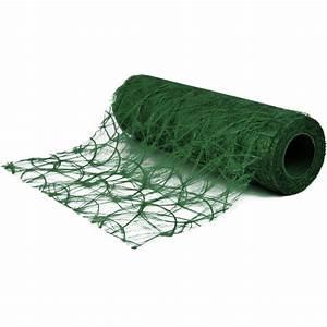 Chemin De Table Vert : chemin de table soie de fibre 30 cm vert fonc rouleau 5 m chemin de table creavea ~ Teatrodelosmanantiales.com Idées de Décoration