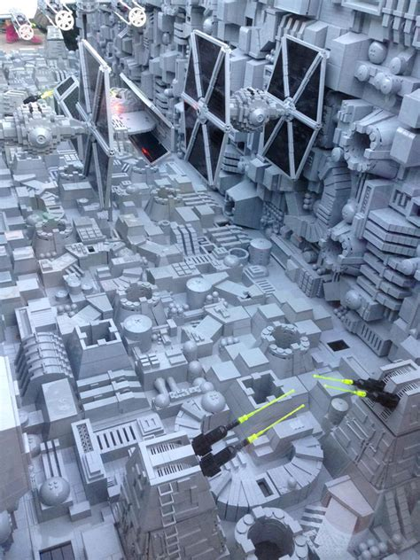 death star    lego pieces revealed