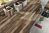ceramic tile that looks like hardwood Wood Look Tile: 17 Distressed, Rustic, Modern Ideas