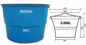 Regenwasserzisterne 5000 L : caixa d 39 agua litros fibra de vidro frete promo o ~ Lizthompson.info Haus und Dekorationen