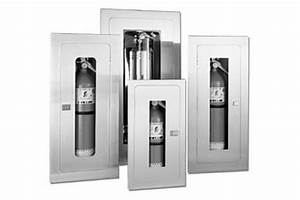national fire extinguisher cabinets With what kind of paint to use on kitchen cabinets for alarm stickers and signs