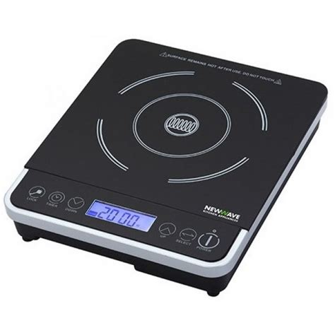 Induction Cooktop by Newwave Portable Induction Cooktop For 119 95