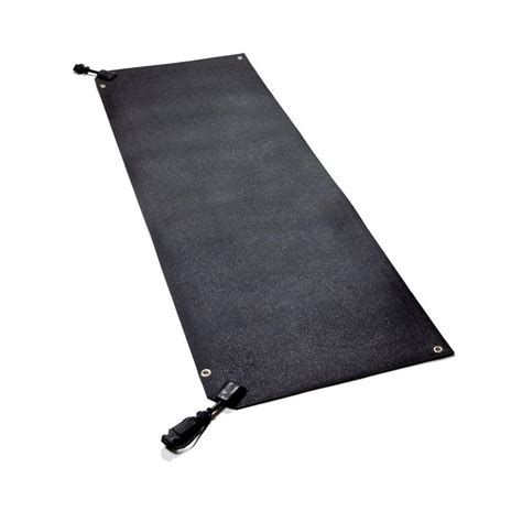 snow melting mats heattrak 20 in x 60 in residential snow melting walkway