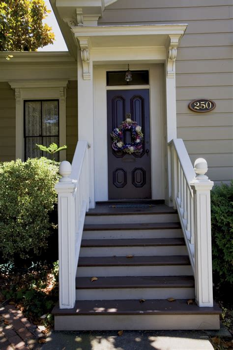 pictures of front steps to house front entrance steps to houses