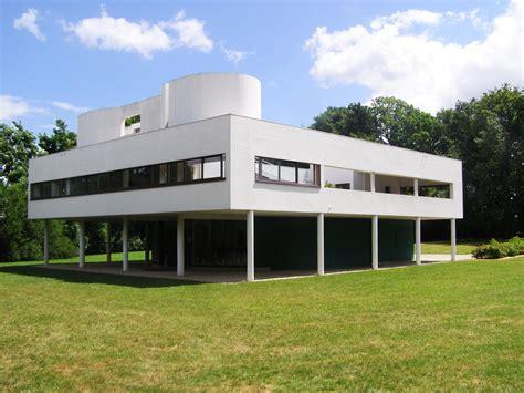 Le Corbusier by Villa Savoye Le Corbusier Des Histoire De L
