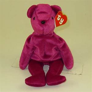 15 Of The Most Valuable Beanie Babies The Fiscal Times