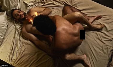 American Gods Airs Most Graphic Gay Sex Scene Ever Daily