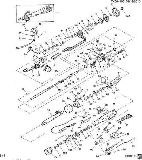 1980 gm steering column wiring diagram summit racing