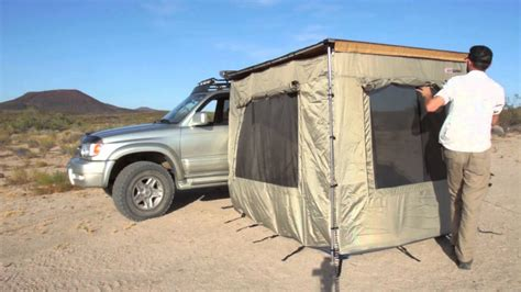 Arb Awning Enclosed Room