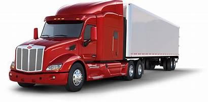 Truck Semi Trailer Peterbilt Wheeler Transparent Tesla