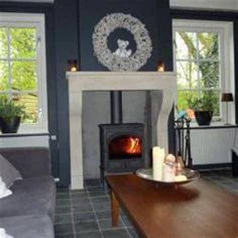 Wooden Fireplace Screen by 1000 Images About Houtkachel Met Ombouw On Pinterest