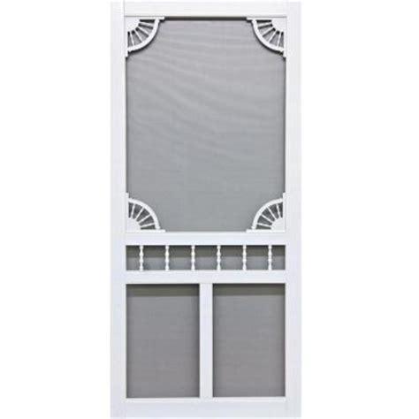 screen doors at home depot screen tight 36 in x 80 in riverside screen door rvs36