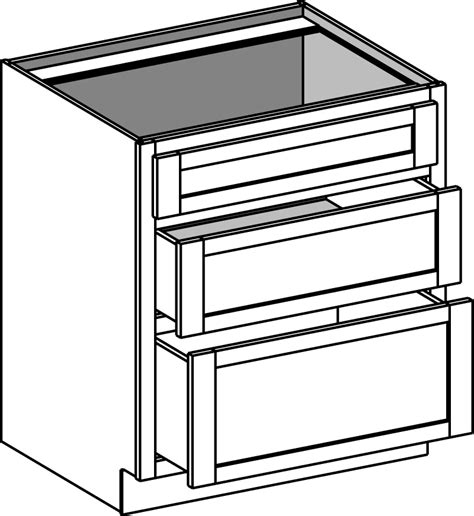 3 drawer base kitchen cabinet base cabinets cabinet joint