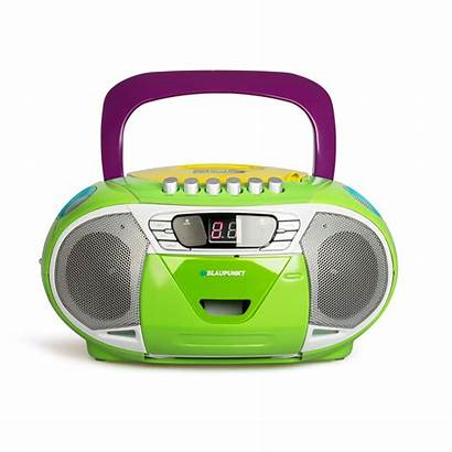 Cd Player Radio Boombox Kinder Blaupunkt Mp3