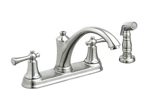 American Standard Kitchen Faucet Handle Pull Out Kitchen