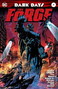Pick of the Week #589 – Dark Days: The Forge #1