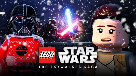 New LEGO Star Wars: The Skywalker Saga Promo Images ...
