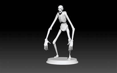 Scp 096 Models Toys Games Printable Cgtrader