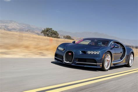 What Does Chiron by Driving The Bugatti Chiron Is Like Being Launched Into