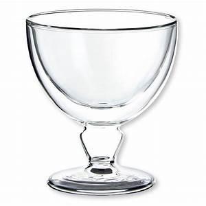 Verre A Verrine : coupelle en verre design verrerie chic et tendance bruno evrard ~ Teatrodelosmanantiales.com Idées de Décoration
