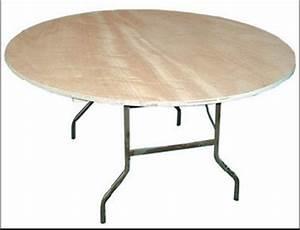 Table Ronde 8 Personnes : 2mfrance table ronde pliante ~ Teatrodelosmanantiales.com Idées de Décoration