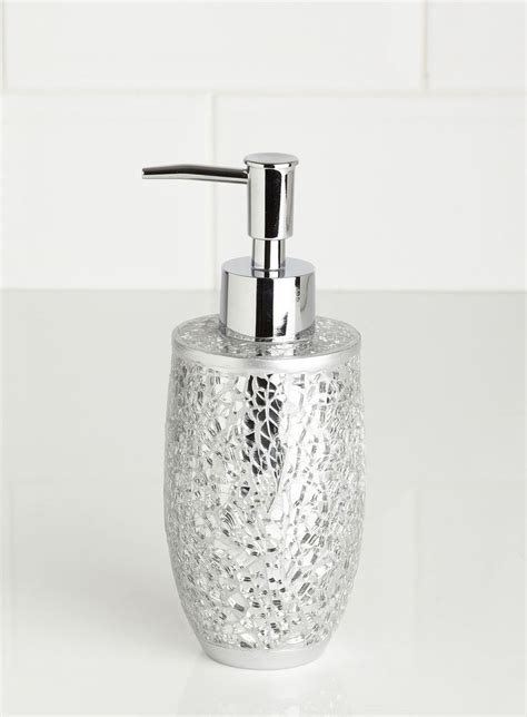 silver crackle glass bathroom accessories 17 best images about ideas for my bathroom on