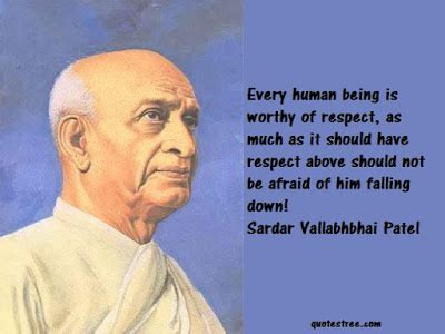 sardar vallabhbhai patel quotes quotes tree