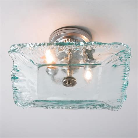 recycled glass light 105 best sea glass lighting images on