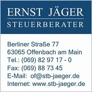 Einkommensteuer Freiberufler Berechnen : j ger steuerberater ernst in offenbach am main branche n steuerberatung bei adressbuch der ~ Themetempest.com Abrechnung