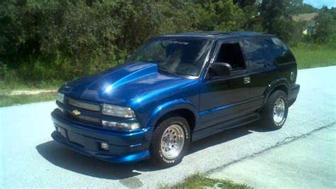 Chevy S10 Extremes by Blazer 2002