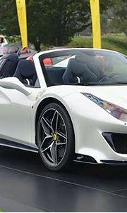 New Ferrari 488 Pista Spider Unveiled at Pebble Beach ...