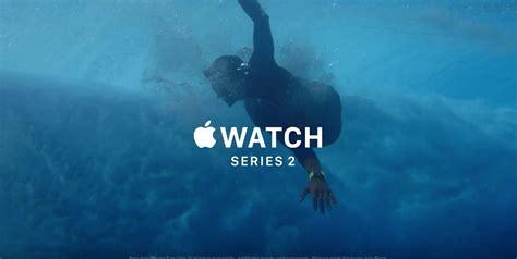 iphone 7 apple series 2 ads focus on water