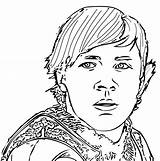 Edmund Pevensie Narnia Coloring Pages Chronicles Prince Caspian Peter Susan Lucy Coloriage Source Sheets Printable Hellokids King Characters Templates Sketch sketch template