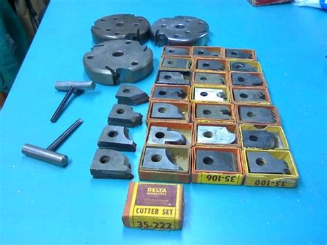 table saw moulding head delta molding heads and cutters also 1 jet drill press