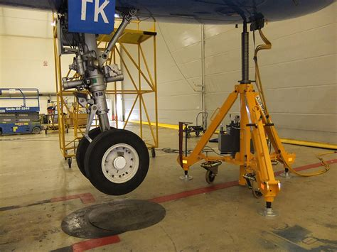 Aircraft Tripod Jacks/tail Stanchions
