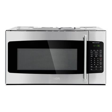 thor kitchen microwave error codes appliance helpers