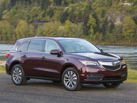 new acura mdx hybrid suv business insider
