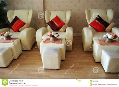 sedia massaggio sedia tailandese di massaggio fotografia stock immagine