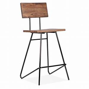 Tabouret De Bar Hauteur 65 Cm Good Tabouret Lot De