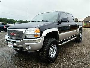 2006 Gmc Sierra 1500 Crew Cab 4x4 For Sale In Canton Tx From Texas Frontline Trucks