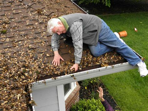 gutter way 2018 how much does gutter cleaning cost updated for the new year