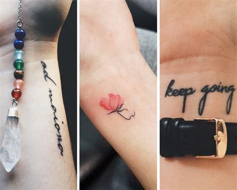 Tatuajes en la muñeca VIX